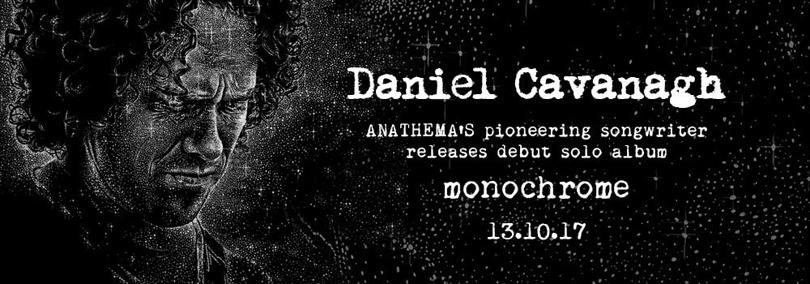 Daniel Cavanagh släpper debutalbum.
