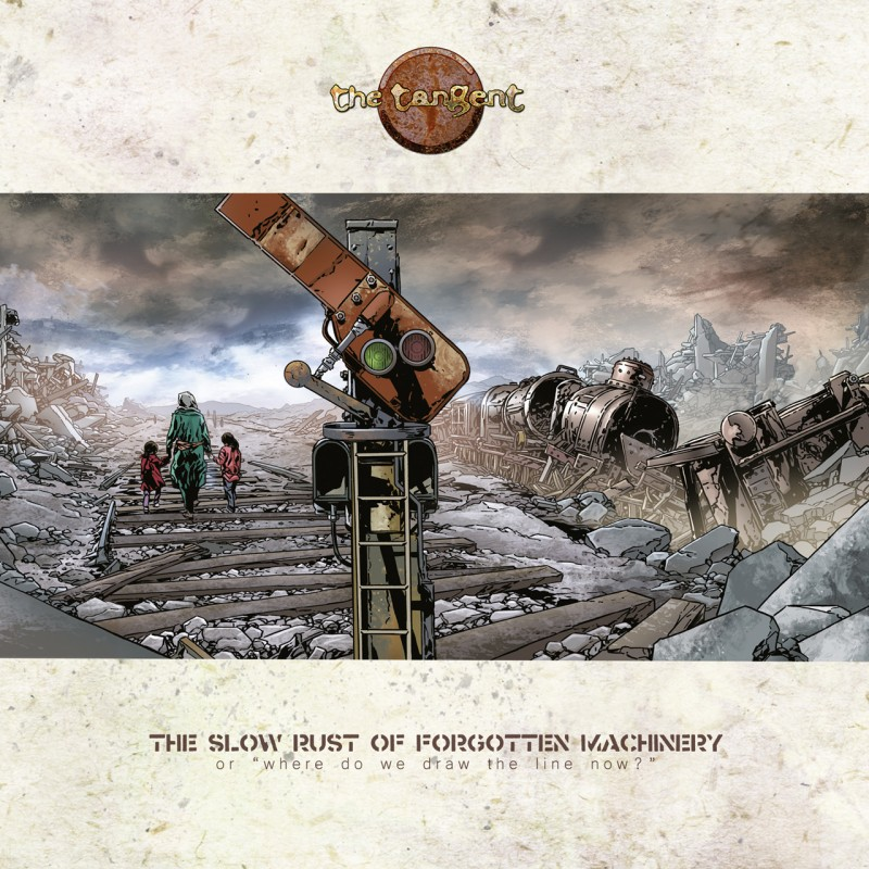 The Tangent – The Slow Rust of Forgotten Machinery