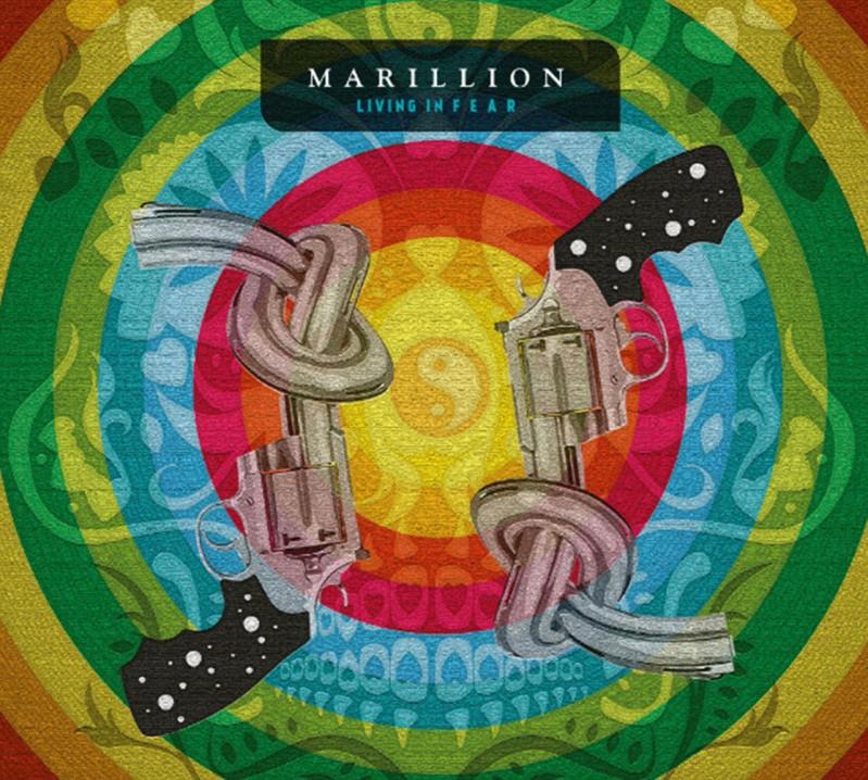Living In F E A R – nytt EP släpp från Marillion.