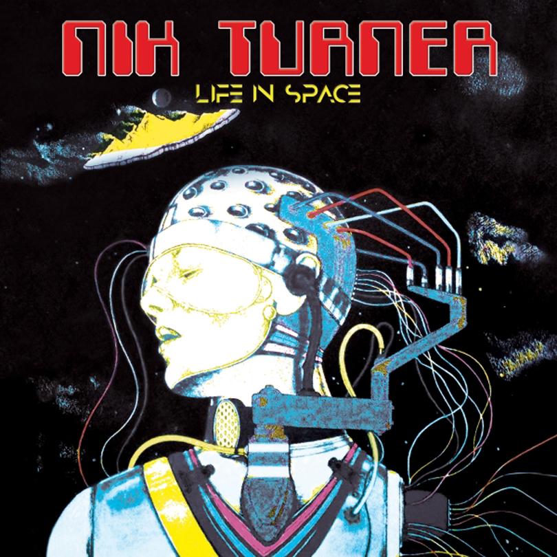 Nik Turner – nytt album ute i september.