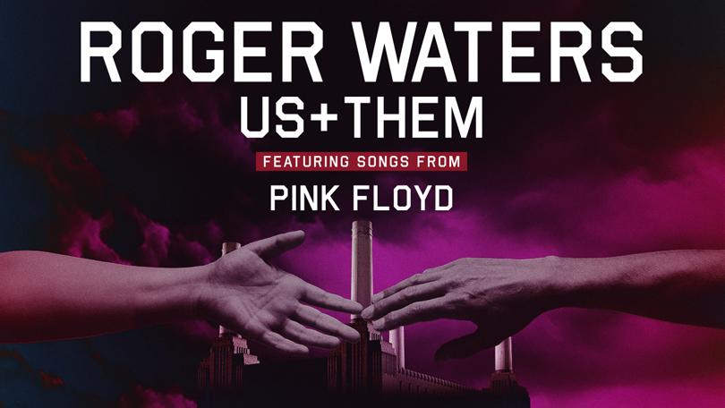 Roger Waters gästar Sverige 2018.