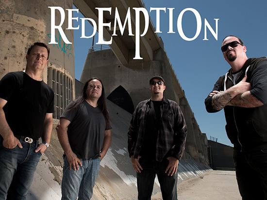 Tom Englund ny vokalist i Redemption
