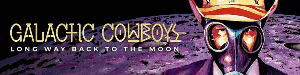 Galactic Cowboys släpper ny låt.