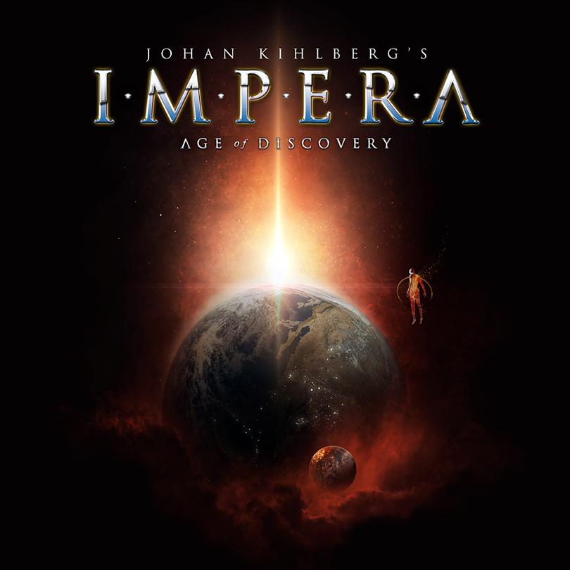 Johan Kihlberg's Impera skriver på för Metal Heaven.