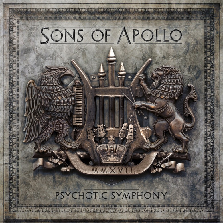 Sons Of Apollo – debutplattan släppt.