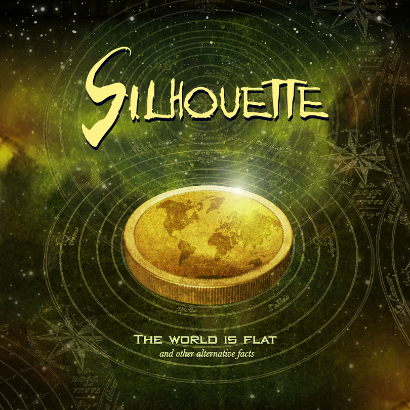 Silhouette -The World Is Flat (and other alternative facts)