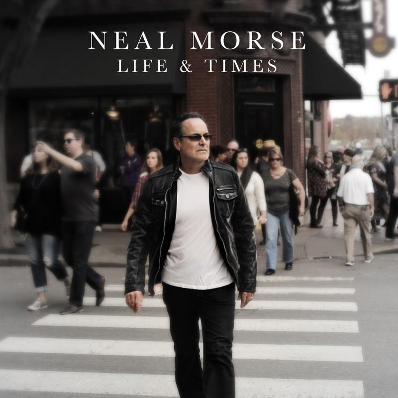 He Died At Home – nytt från Neal Morse kommande album.