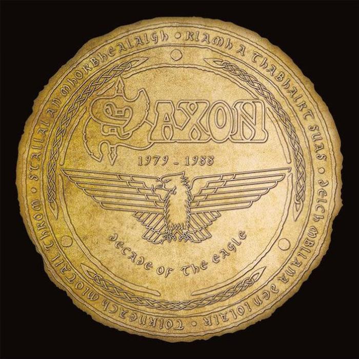 Saxon – Decade of the Eagle: The Anthology 1979-1988
