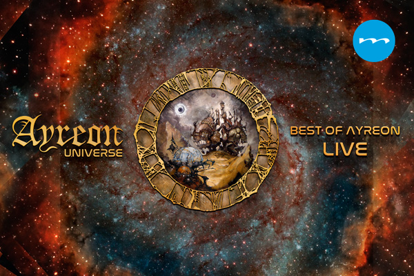Ayreon Universe – The Best of Ayreon Live har release i Mars.