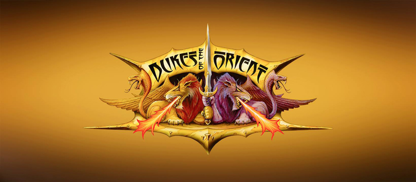 Strange Days – första videon från Dukes of the Orient.