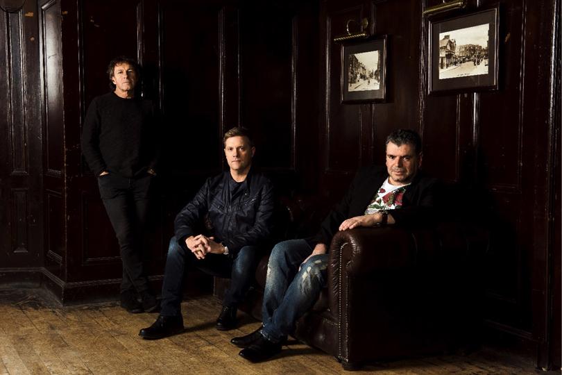 Kino – släpper nytt album efter tretton år.