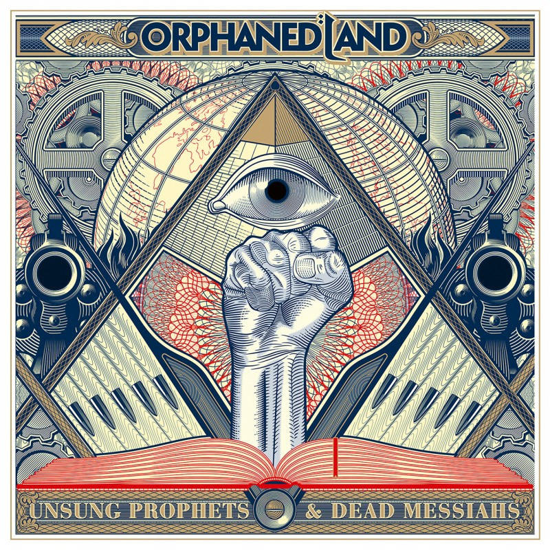 Orphaned Land streamar nya låten Chains Fall To Gravity.