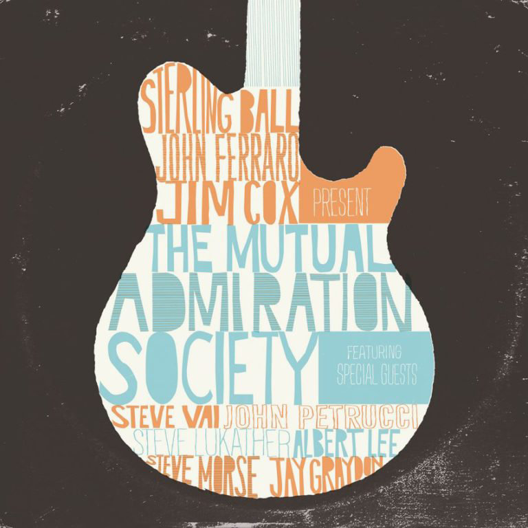 Sterling Ball, John Ferraro & Jim Cox – The Mutual Admiration Society