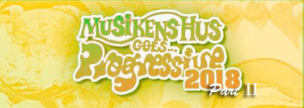 Musikens Hus Goes Progressive Part II – 26 maj.