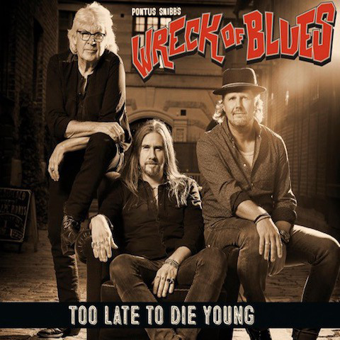 Pontus Snibbs Wreck of Blues – Too Late to Die Young