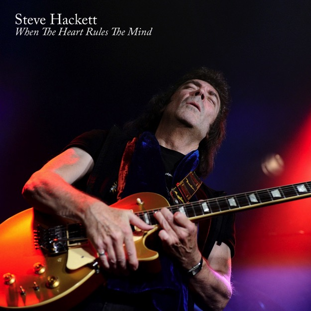 When The Heart Rules The Mind – ny singel från Steve Hackett.