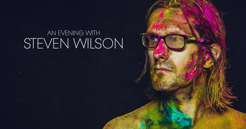 Samtal med Steven Wilson i samband med dennes framträdande på Cirkus i Stockholm.