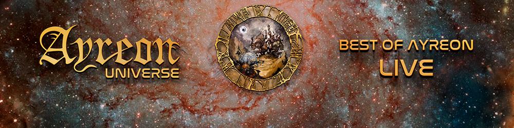 Ayreon släpper ytterligare en video från kommande Ayreon Univers-The Best Of Ayreon Live!