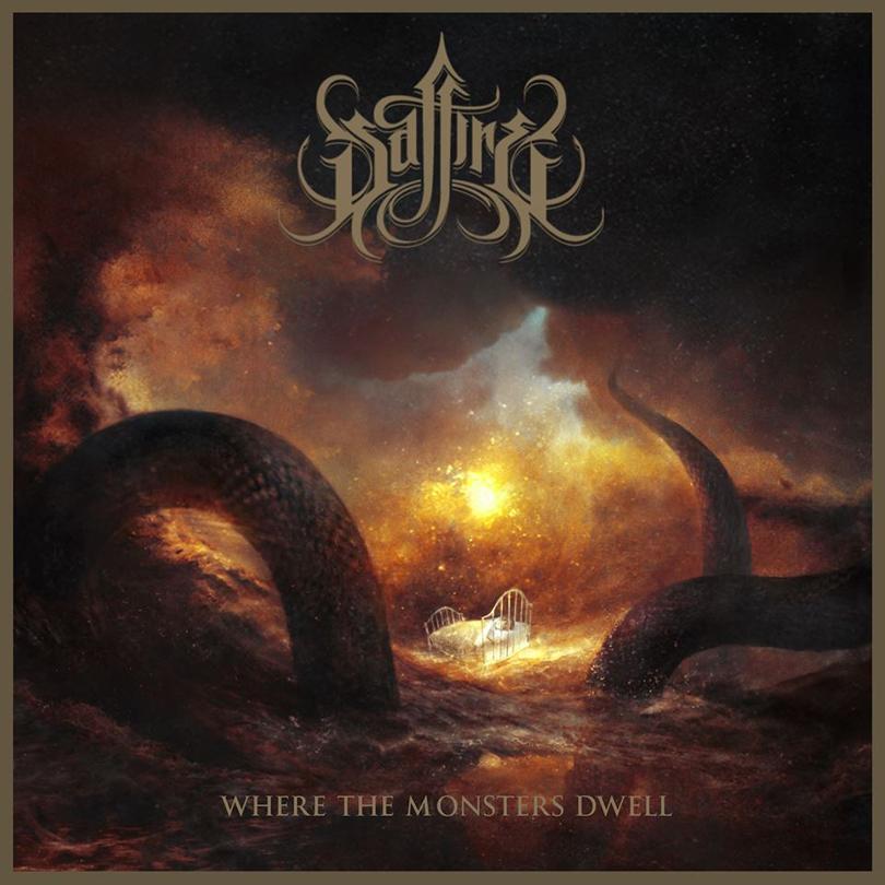 Saffire – nya albumet ute i april.