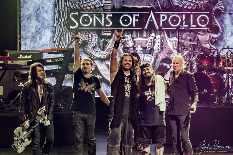 Sons Of Apollo släpper 6-spårs EP.