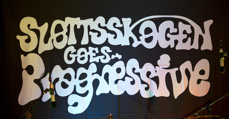 Första banden klara till Slottsskogen Goes Progressive 2018.