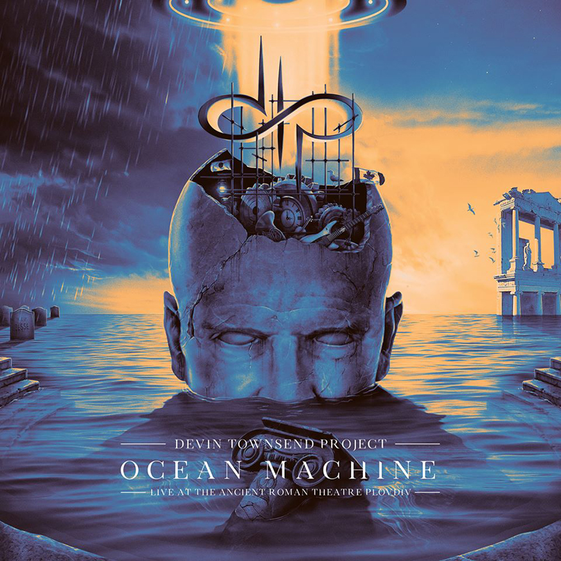 Ocean Machine – Live at the Ancient Roman Theatre Plovdiv – livesläpp från Devin Townsend Project.