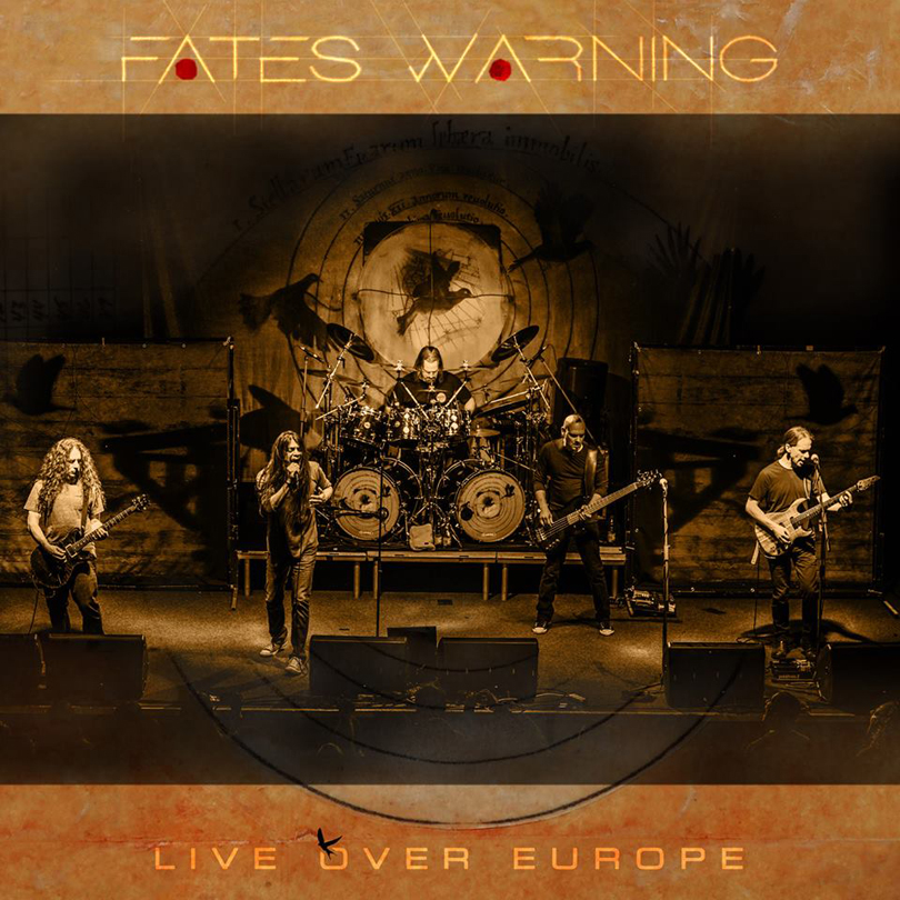 Fates Warning släpper livealbum i juni månad.