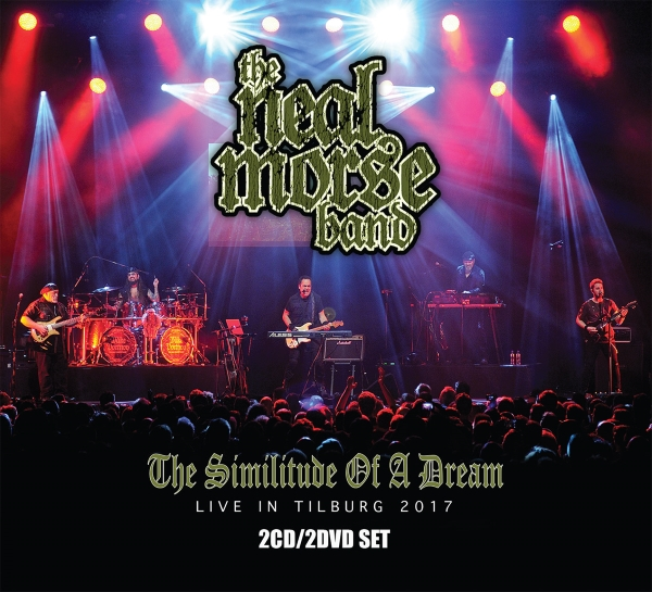 """The Similitude Of A Dream"" Live in Tilburg 2017- nytt livesläpp från The Neal Morse Band."