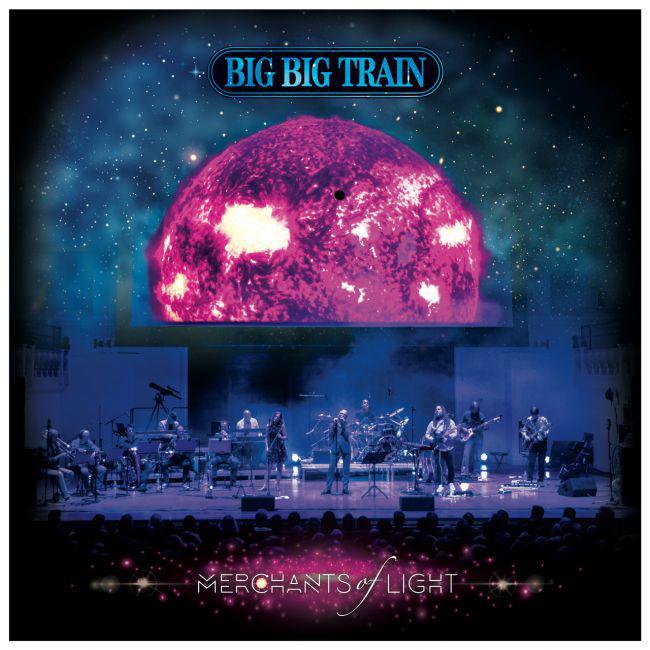 Big Big Train släpper nytt livealbum.