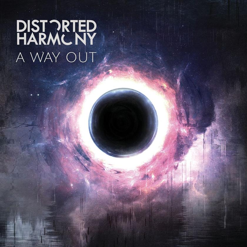Distorted Harmony – nytt album ute i juli.