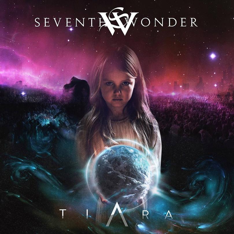 Seventh Wonder – videon Tiara's Song är släppt.