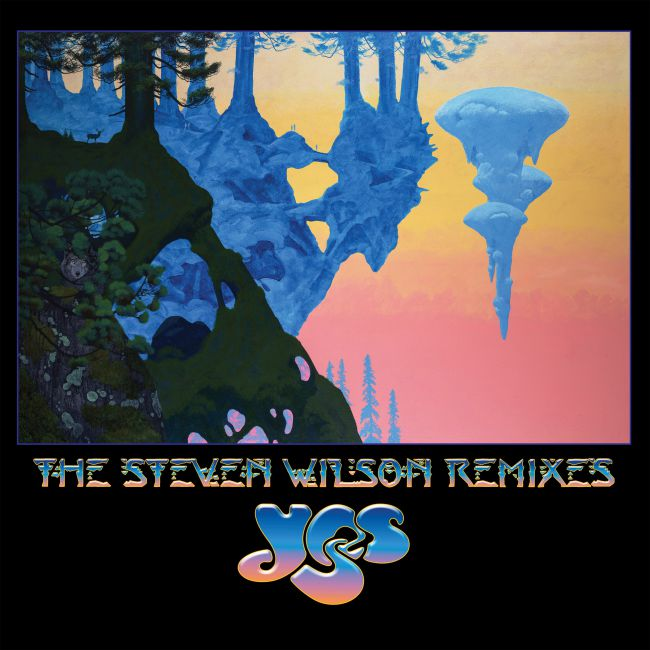"Yes släpper boxen ""Yes – The Steven Wilson Remixes""."