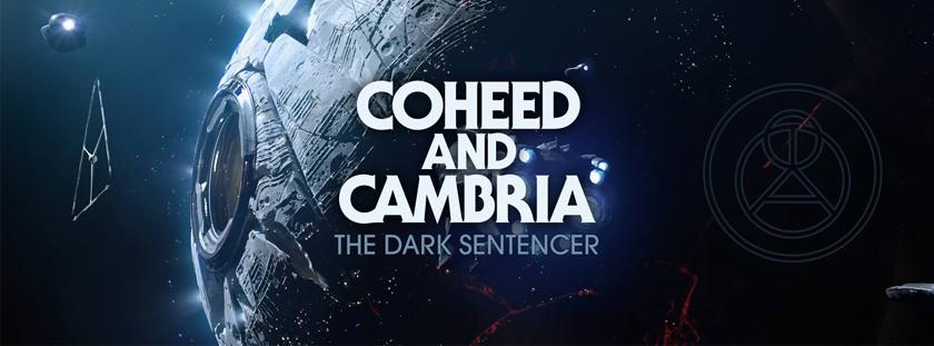 Coheed and Cambria har släppt singeln The Dark Sentencer.