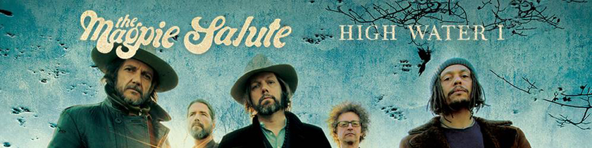 The Magpie Salute – debuten ute i augusti.