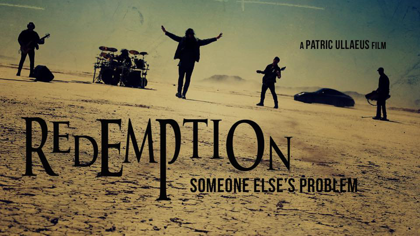Redemption – nya videon Someone Else's Problem ligger ute.