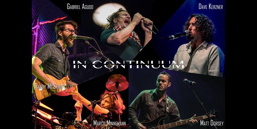In Continuum – promovideo från kommande debuten ute.
