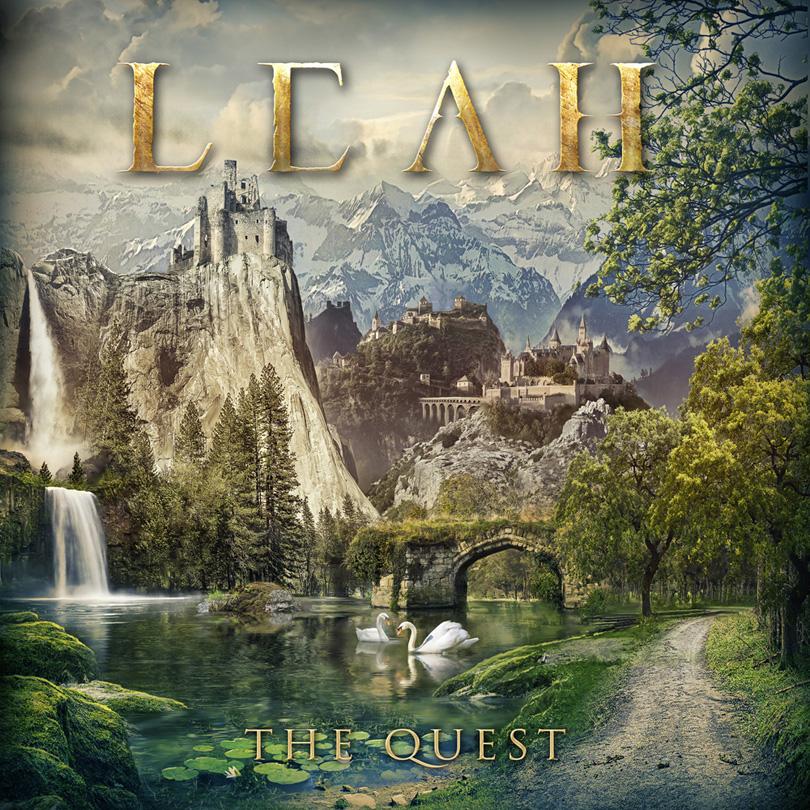 The Quest – nya plattan från Leah ute i oktober.