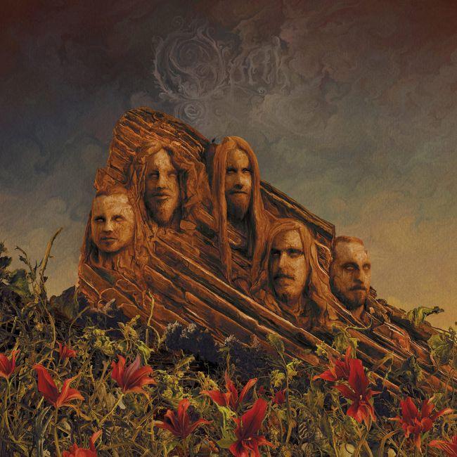 Opeth – nytt livealbum ute i november.