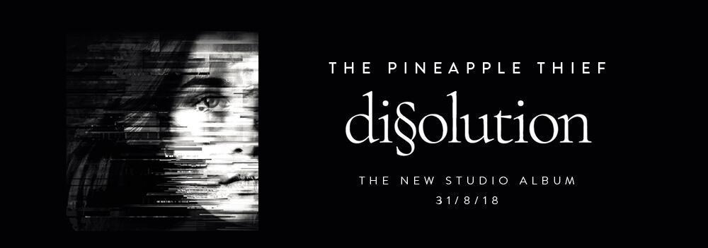 Try As I Might – videosläpp från The Pineapple Thief.