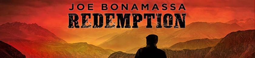 Joe Bonamassa släpper ny video från kommande plattan Redemtion!