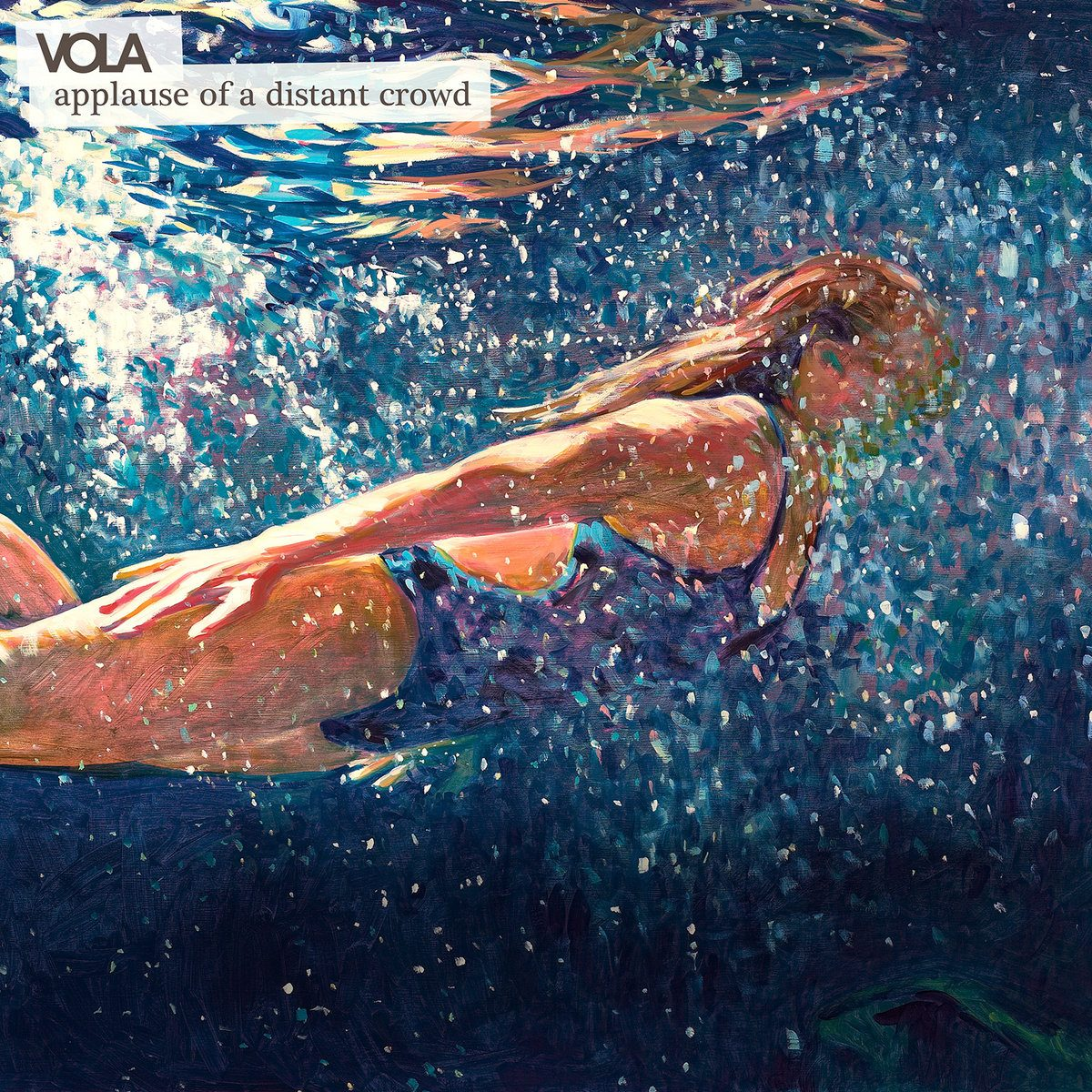 VOLA – Applause Of A Distant Crowd