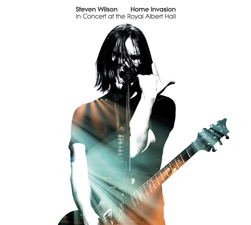 Steven Wilson annonserar detaljer från kommande livesläppet.
