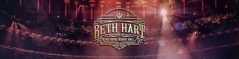 Beth Hart ger ut liveplattan Beth Hart – Live At The Royal Albert Hall.