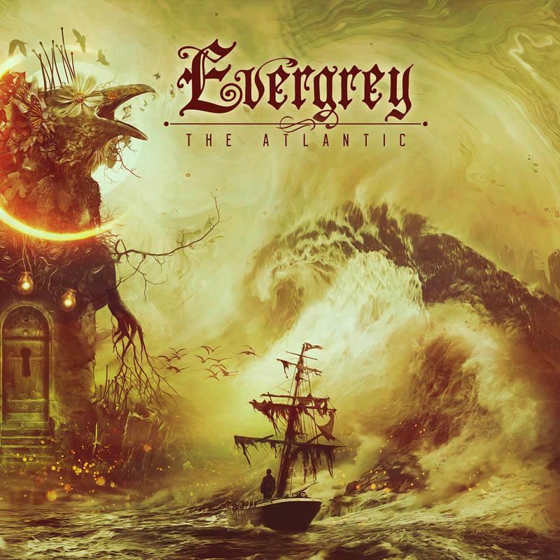 Evergrey släpper nytt album januari 2019.