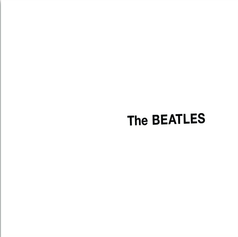 The Beatles – White Album