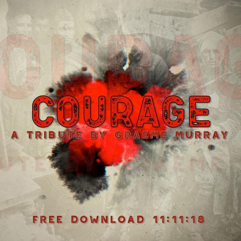 Courage – nytt projekt från Graeme Murray och Niall Matthewson (Pallas).