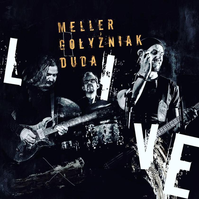 Meller Golyzniak Duda släpper livealbum.