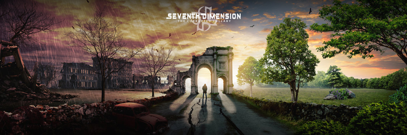 Seventh Dimension har release på nya albumet The Corrupted Lullaby.