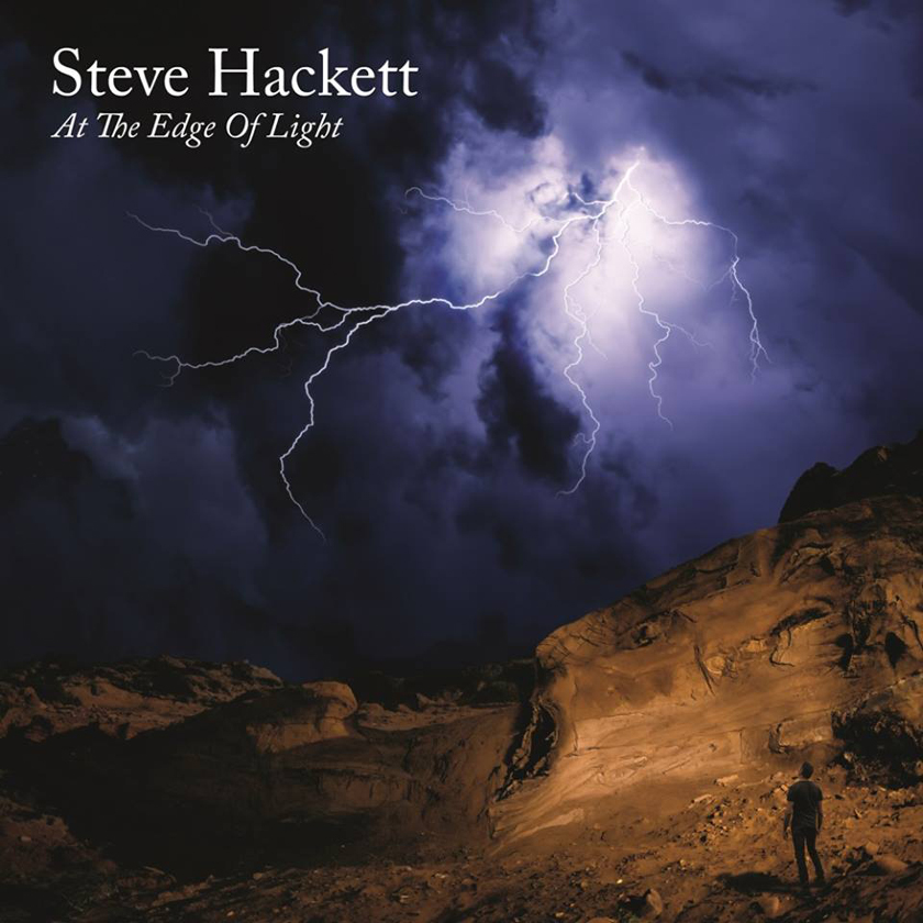 Under The Eye Of The Sun – videosläpp från Steve Hackett.