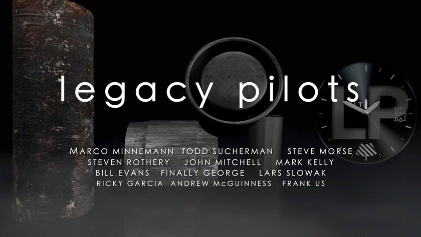 Legacy Pilots – debuten släppt.